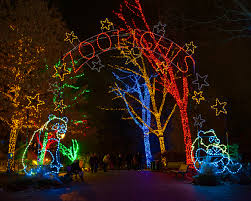 Zoolights Powered By Pepco Returns To Smithsonians