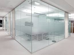 office define. Office Glass Frosting Designs Define Open Space Without Sacrificing Openness By Having Giant U0026 Mirror