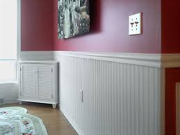 wainscoting living room