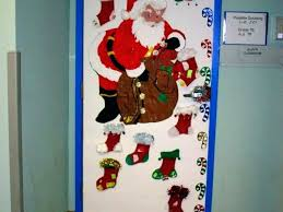 holiday door decorating ideas. Interesting Ideas Christmas Door Decorations Ideas Funny Decorating Contest  Creative Holiday  With