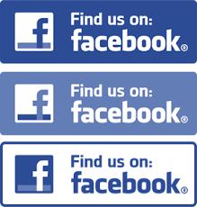 Facebook (Find us on) Logo Vector (.CDR) Free Download
