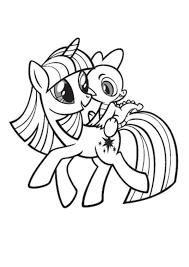 51 Dessins De Coloriage My Little Pony Imprimer