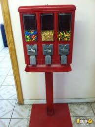 Used Candy Vending Machines
