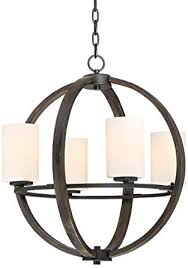 furniture keefe 22 wide 4 light orb chandelier by franklin iron works awesome pleasant 13