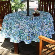 fanjow outdoor tablecloth waterproof
