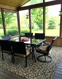 screened porch furniture. Screened Porch Plants In Decor Idea Decorating Ideas Home Plate Choose Small . Furniture S