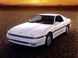 1986 - 1992 Toyota Supra Review - Top Speed