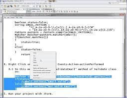 Java Pattern Compile Cool How To Validate 'email' Using Regular Expression In Java With