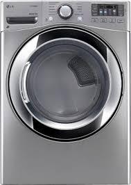 lg tromm dryer. LG - SteamDryer 7.4 Cu. Ft. 10-Cycle Steam Gas Dryer Graphite Lg Tromm H