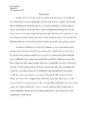 word essay gabrielle nissalke section h renee worthen  3 pages