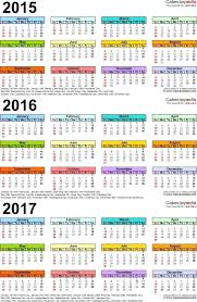 Two Year Calendar Template Calendar Free Printable Year Calendar ...