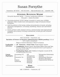 Incomplete Degree On Resume Premium Currently In College Resume