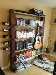 Picture of Bookcase/Wine Rack/Guitar Holder