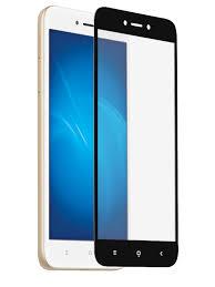 <b>Аксессуар Защитное стекло Krutoff</b> для Xiaomi Xiaomi Redmi 6 ...