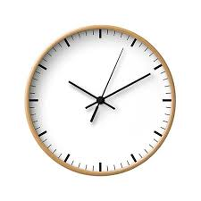 12 best clock images on design wall clock