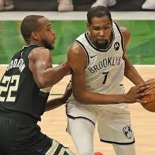 NBA Playoffs Game 7 Live Thread: Brooklyn Nets vs. Milwaukee Bucks, 8:30 PM  EST - NetsDaily