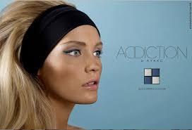 an ad for ayako former nars international makeup director s 2010 le mepris makeup collection
