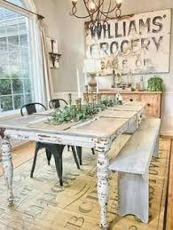 farmhouse dining room ideas. 50 Gorgeous Farmhouse Dining Room Table And Decorating Ideas R