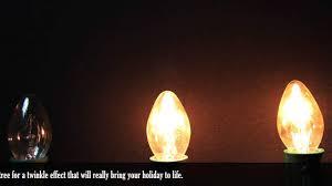 c7 le light bulbs demonstration