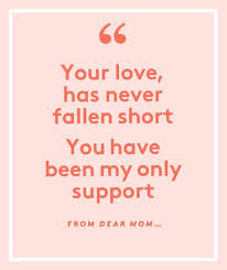 Short Mom Quotes Best Mothers Day Poems That Will Make Mom Laugh And Cry Real Simple