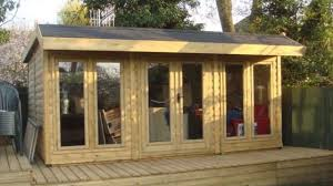 wooden garden shed home office. Wooden Garden Office At Home Designs UK Shed