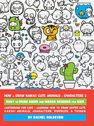 drawing kawaii cute s characters things 2 kids drawing book get it for the kindle get it as a book on amazon does your child love cute