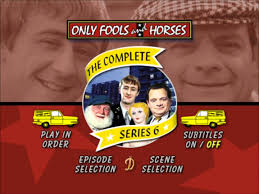 only fools horses series 1 time on our hands region 2 dvd s you