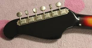 1968 supro lexington 3 pickup electric guitar drowning in guitars the only rub i have against this guitar is the wiring schematic in order to have the tone controls on the rocker switches supro employed a dizzying array