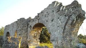 roman ruins near arles