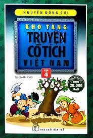 Sách Kho Tàng Truyện Cổ Tích Việt Nam - Tập 4 (Tái Bản 2017) - FAHASA.COM