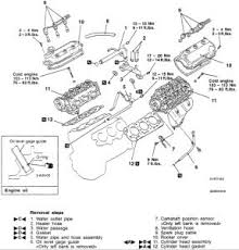 1998 mitsubishi montero valve gasket engine mechanical problem 4 replies