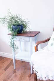 Non Toxic Bedroom Furniture Diy Nightstand Makeover For A Natural Baby Nursery Sustain My