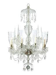 chandeliers waterford crystal chandelier 8 light with shades spires mid parts ireland