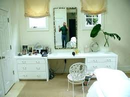 makeup modern white vanity home improvement shows table with drawers make up desks pertaining white makeup