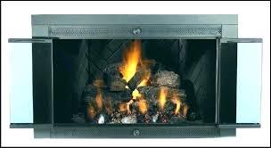 wood burning fireplace doors glass doors for fireplace lovely glass front fireplace doors fireplace glass doors