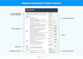 What Does A Modern Day Resume Look Like For Retirement What Should A Resume Look Like In 2019 Best Examples