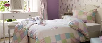 Laura Ashley Bedroom Clementine Patchwork Bedspread At Laura Ashley