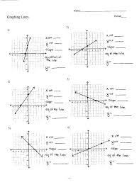 write equation in slope intercept form worksheet pdf worksheets for all and share worksheets free on bonlacfoods com