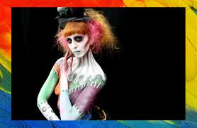 a little artistry goes a long way q a with award winning bodypaint