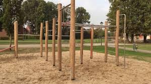 spot calisthenics park olfen street workout geräte outdoor gym