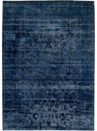 vintage overdyed rug navy blue antique rug 8 3 x 8 ft no vintage overdyed area vintage overdyed rug
