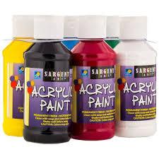 acrylic painting supplies art hobby lobby