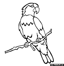 Small Picture Endangered Animals Online Coloring Pages Page 1