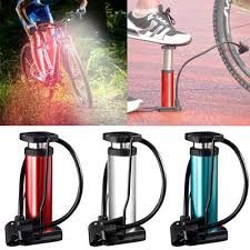 WEST BIKING Mini Bicycle Pump 120PSI <b>Aluminum Alloy MTB Bike</b> ...