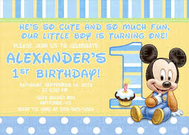 baby mickey mouse invitations birthday invitation templates for christening free download inspirationalnew