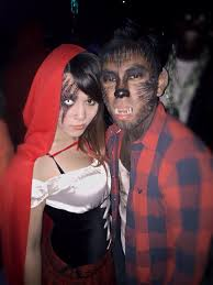 little red riding hood and the big bad wolf costumes