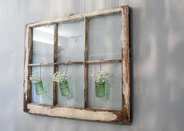 amazing old window decoration is stunning with a simple design