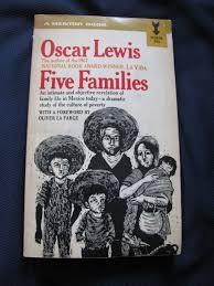 five families oscar lewis com books