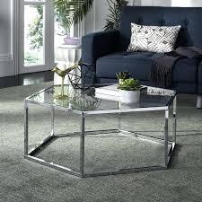 safavieh coffee table glass chrome coffee table safavieh wesley white black coffee table