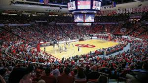 Legacy Arena Seating Chart Basketball Lloyd Noble Center University Of Oklahoma